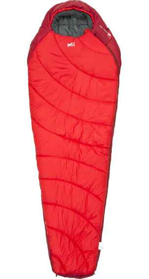 Millet Baikal 1500 Long - Sac de couchage - rouge